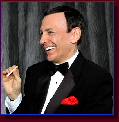 Monty Aidem as Frank Sinatra