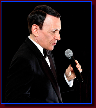 A Las Vegas style Frank Sinatra tribute