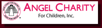 Angel Charity logo