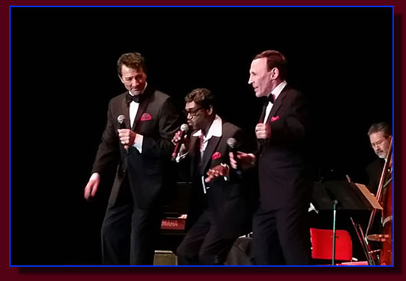 The Rat Pack Tribute in Los Angeles