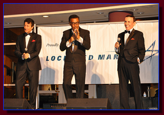 The Rat Pack Tribute in Lancaster near Los Angeles
