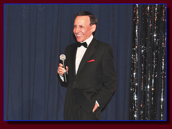 The Frank Sinatra impersonator in San Diego