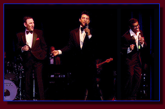 The Rat Pack Tribute in Seattle.
