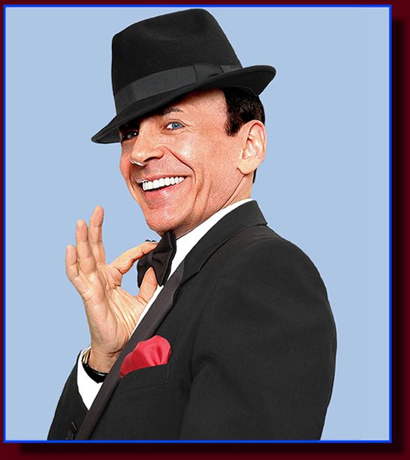 Image result for Frank Sinatra Impersonator