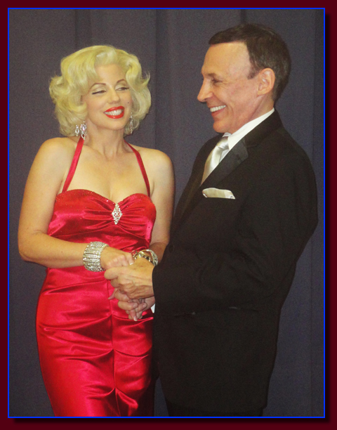 Frank Sinatra and Marilyn Monroe  Impersonators